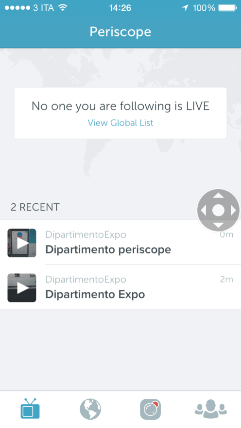 Video streaming creati da noi