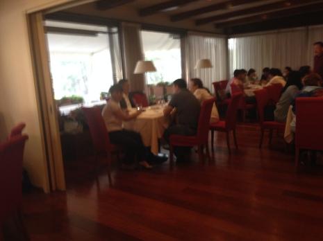 Incontro Kazakhstan/Italia Quanta Village